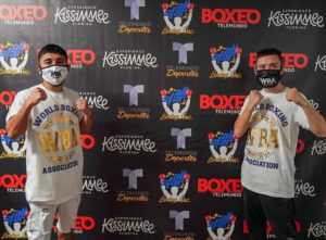 Friday in Kissimmee: Juarez-Aragon to fight for the WBA-Fedecentro title, and Omar Rosario's debut