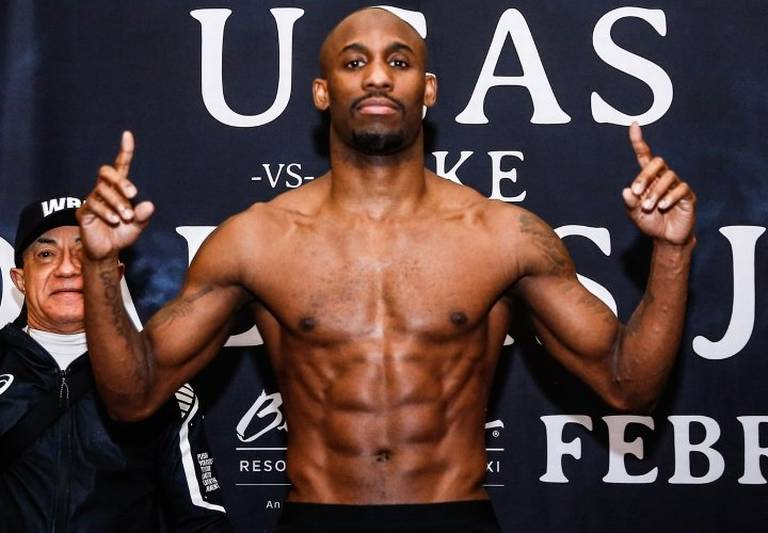 Ugás-Ramos for the vacant WBA Welterweight belt this Sunday