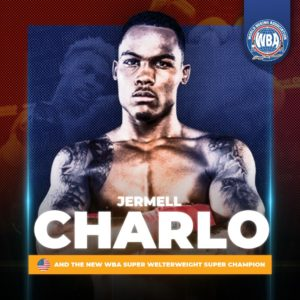 Charlo dethroned Rosario with a body shot and is the new WBA Super Champion