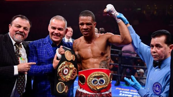 Rosario and Charlo promise war at press conference