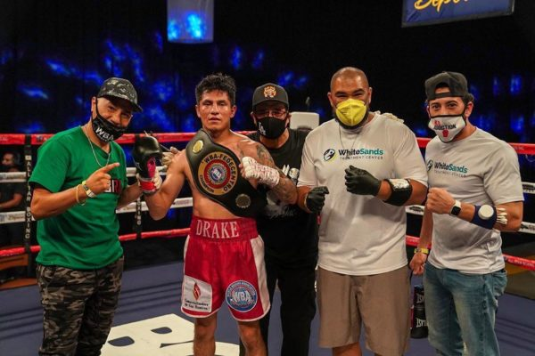 Contreras defends his WBA-Fedecentro belt against Flores this Friday