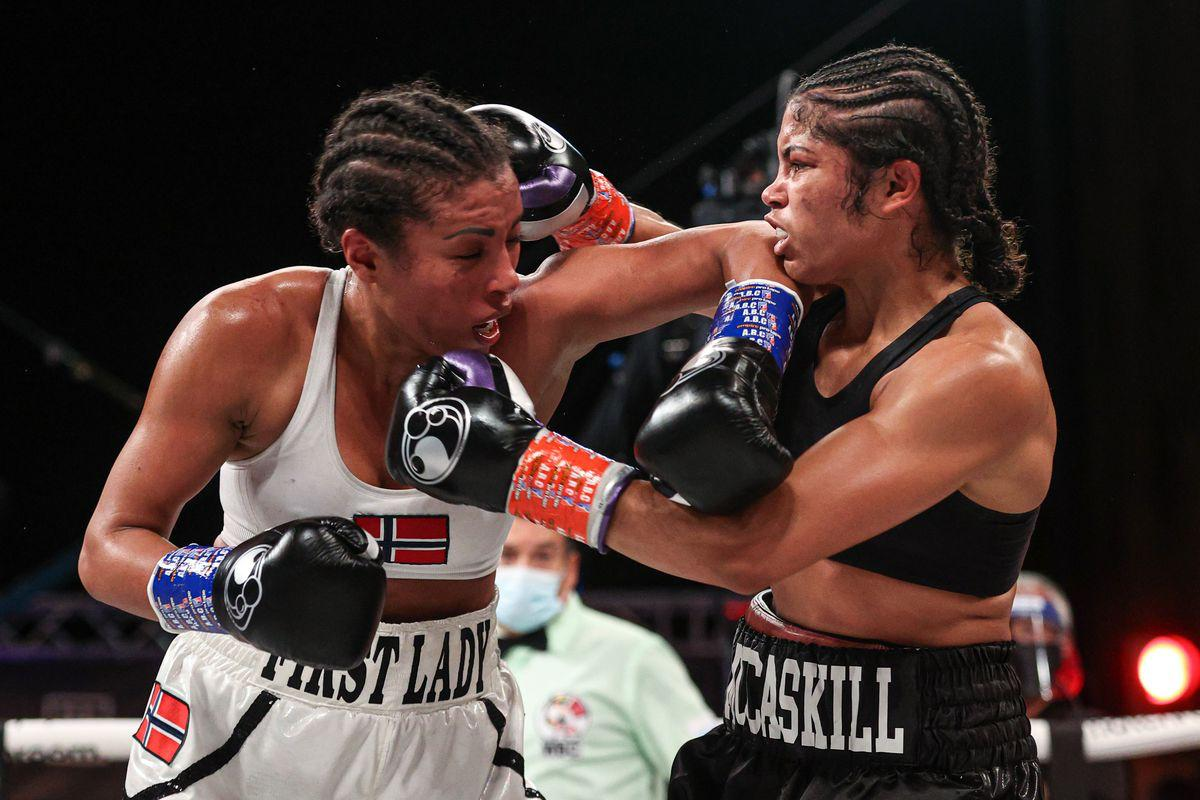 Jessica McCaskill vs Cecilia Braekhus 2 has a date and venue