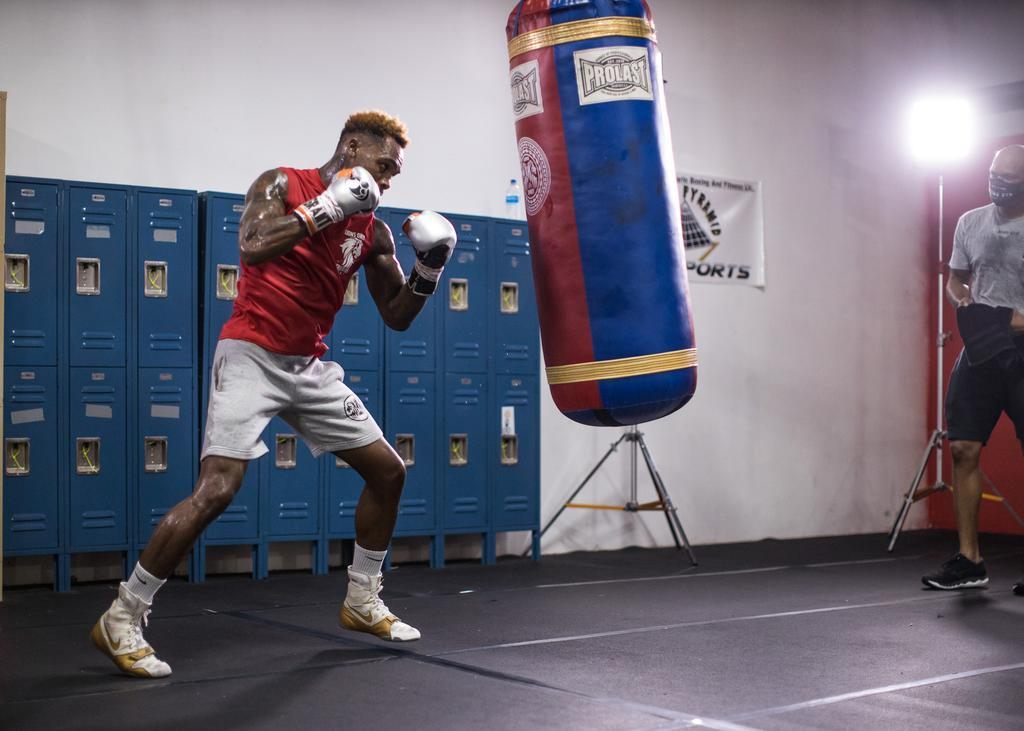 "Jermell Charlo: ""I always felt I was the best fighter in the division"""