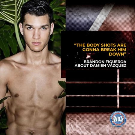 "Brandon Figueroa on Damien Vazquez: ""The body shots are gonna break him down"""