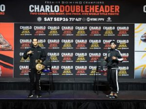 Rosario-Charlo and Figueroa-Vázquez held press conference