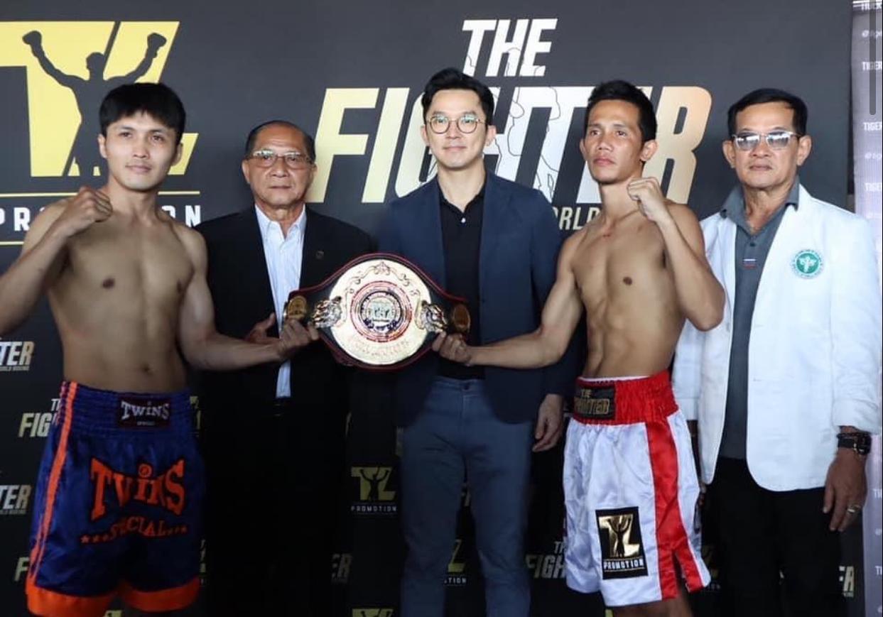 Wirojanasunobol-Setthaphon for WBA Asia belt this Saturday