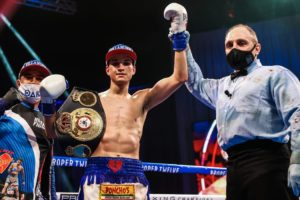 Figueroa overwhelmed Vazquez and retained his WBA belt in Connecticut