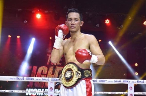 Wirojanasunobol is the new WBA-South Asia Welterweight Champion