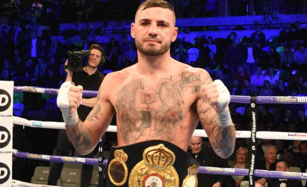 Ritson-Vazquez for the WBA-Intercontinental belt on October 17