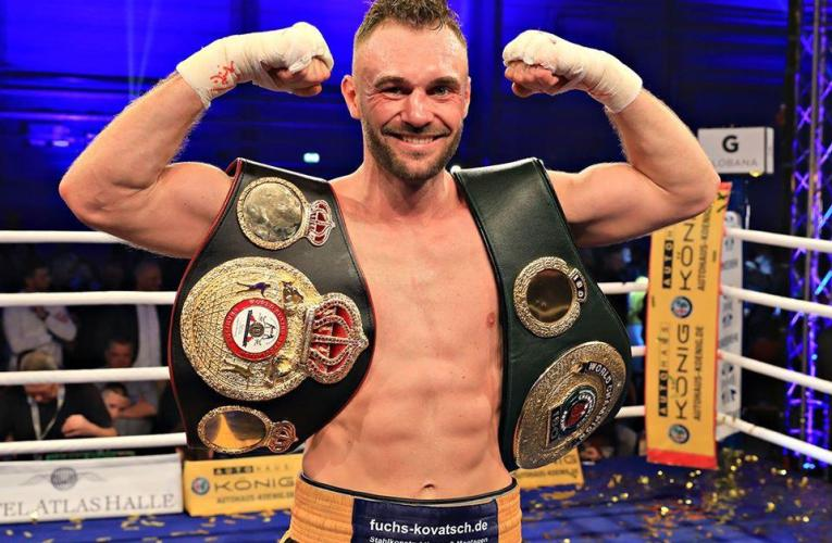 Boesel and Krasniqi for the WBA Interim Light Heavyweight belt this Saturday