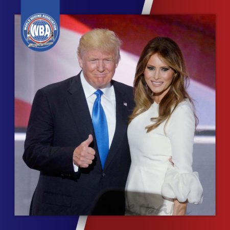 The WBA wishes President Trump a speedy and successful recovery