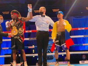 Konki se impuso a Salas en Francia y es nuevo campeón AMB-Inter-Continental
