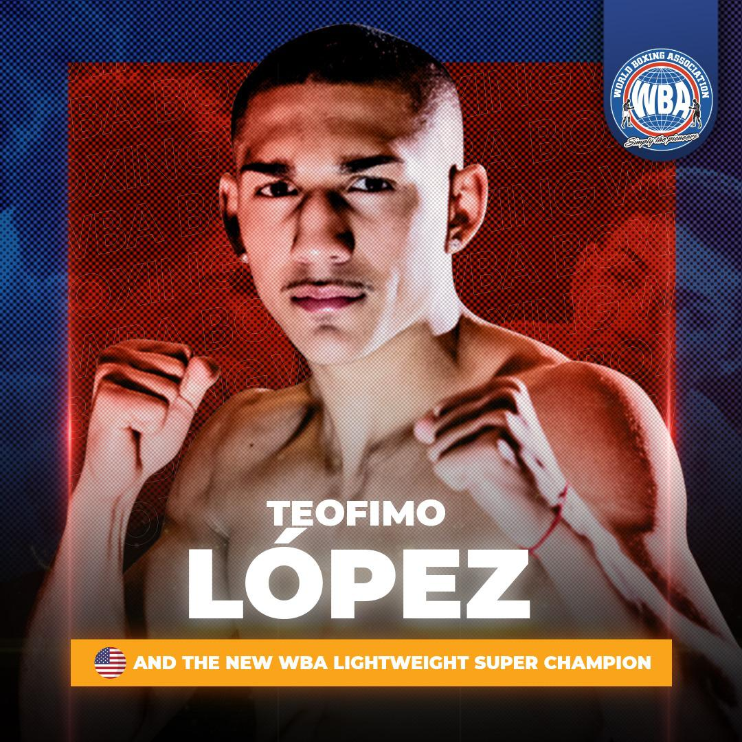 Teófimo defeated Lomachenko and is the new king of the lightweight division