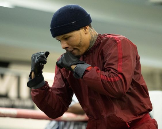 Gervonta wants to take it all against Santa Cruz