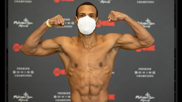Martinez and Marrero made weight for their WBA eliminator in Connecticut