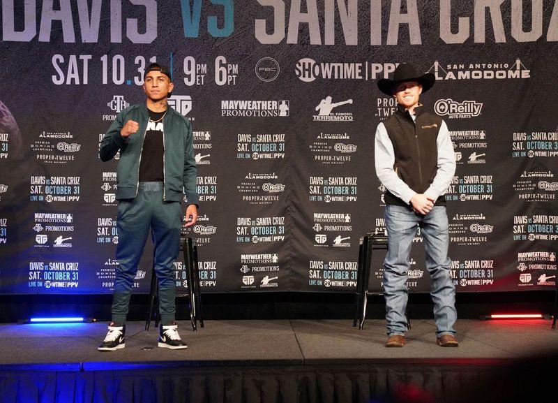 Mario Barrios y Ryan Karl prometen robarse el show en San Antonio
