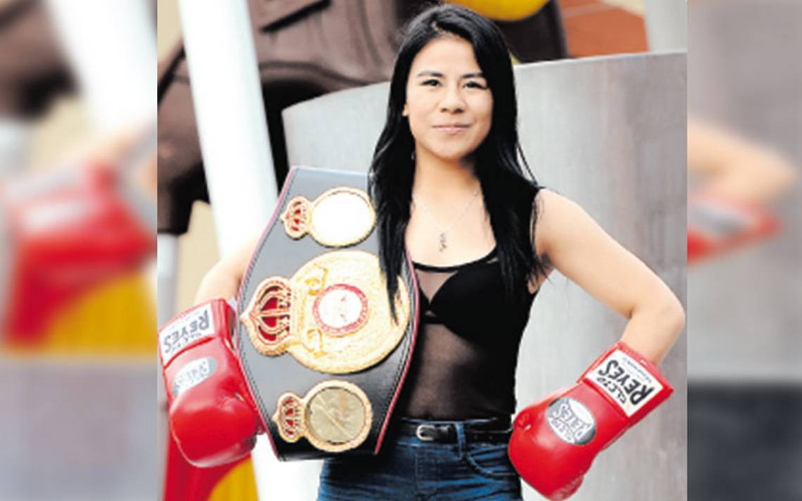 The Light Minimumweight Champion Returns to the Ring in Another Division