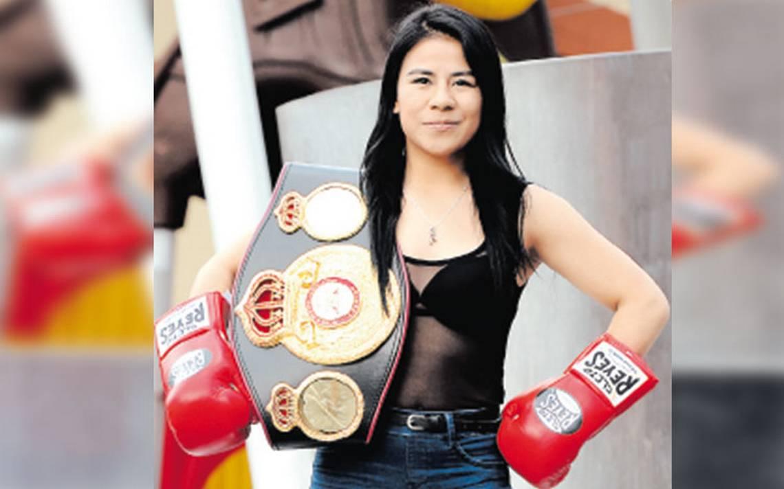 La campeona Mínimo Ligero vuelve al ring en otra división