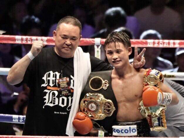 The WBA sends its wishes for a speedy recovery to champion Hiroto Kyoguchi