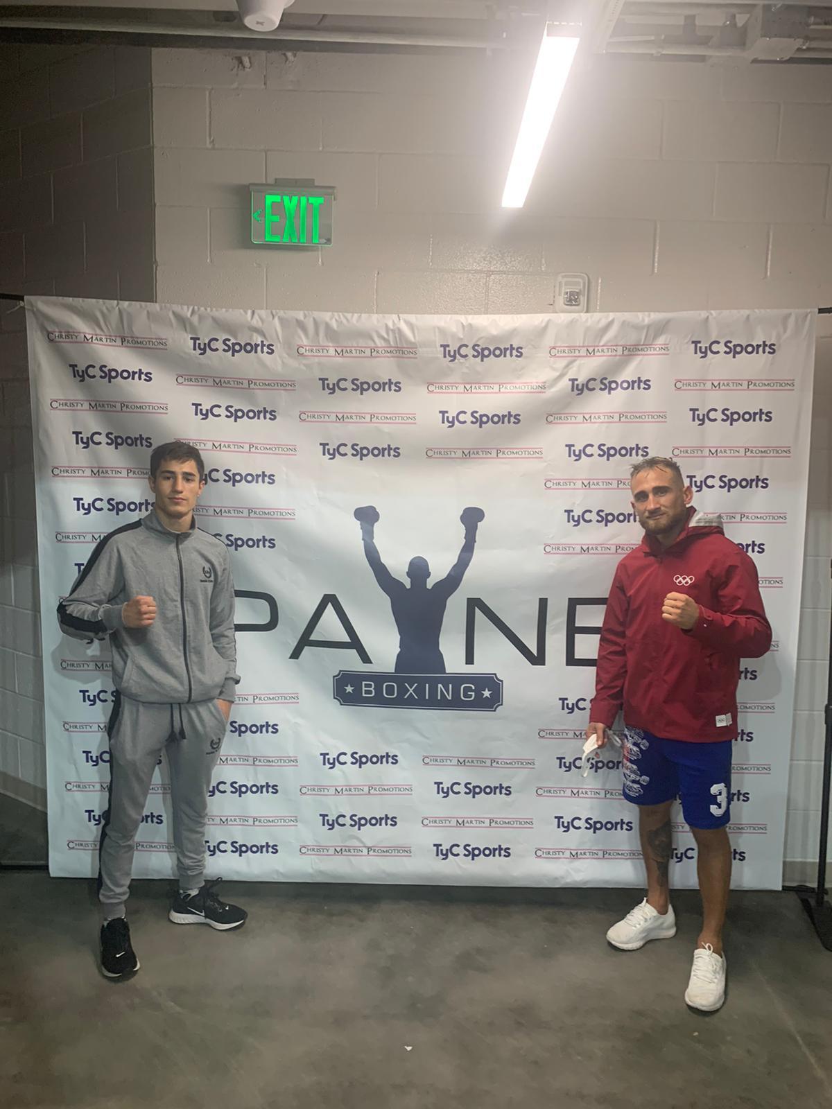 Palmetta defeated Corral in South Carolina