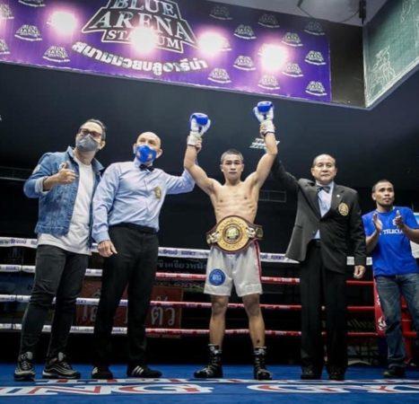 Jankaew defeats Jarupianled in Thailand