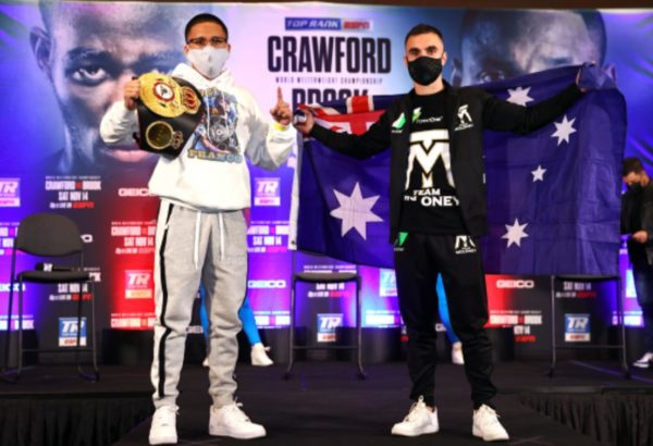 Franco and Moloney declared themselves ready for war