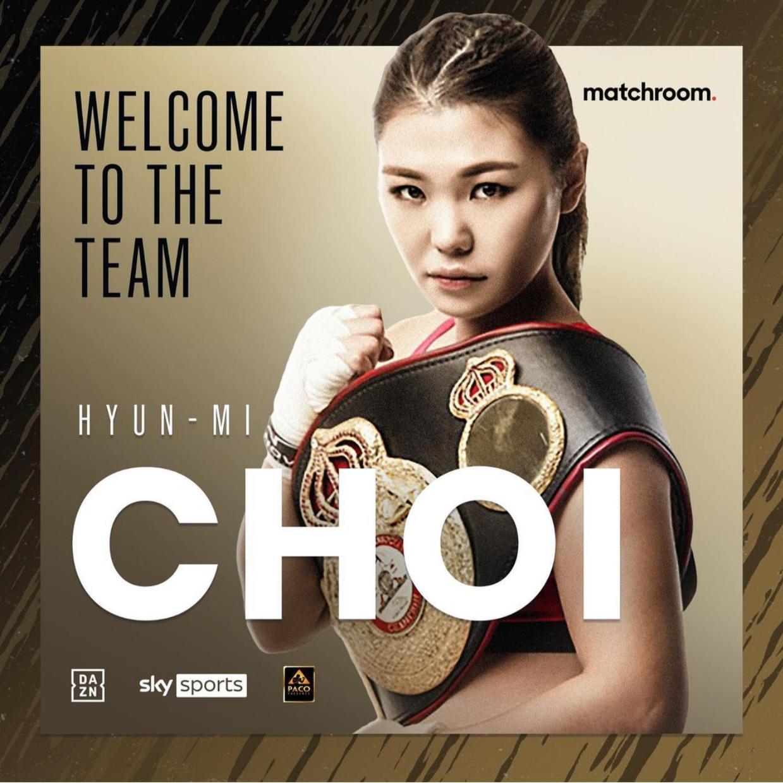 Hyun Mi Choi ready to conquer North America