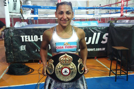 Whim fulfilled: New Interim Super Bantamweight Champion