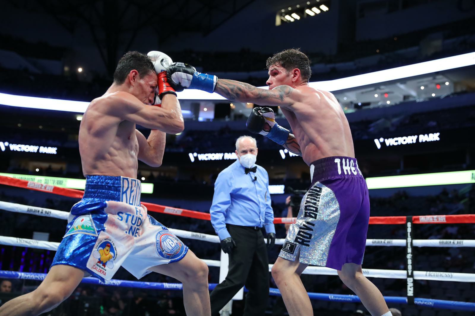 Roger Gutierrez kept the promise to his mother and is the new WBA World Champion