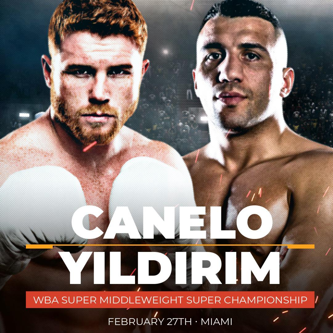 Fight week: Canelo and Yildirim ready to go to war