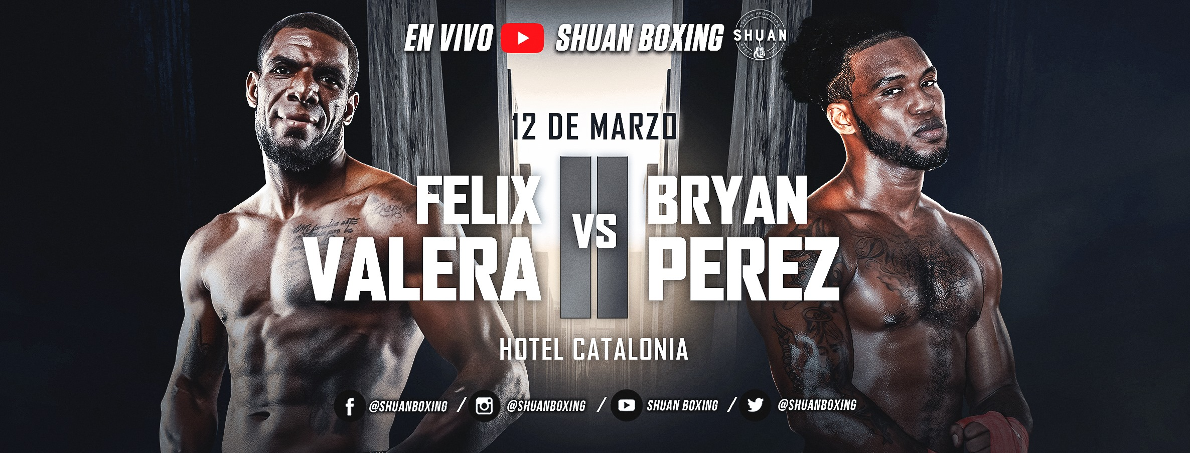 Valera and Pérez will fight in event to honor Gilberto Mendoza