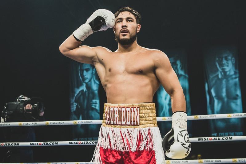 Sadriddin Akhmedov won the WBA-Continental Super Welterweight title in Cuernavaca