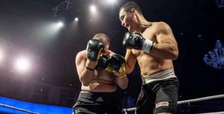 Kossobutskiy-Ewahrieme will fight for the WBA International Heavyweight title on Saturday