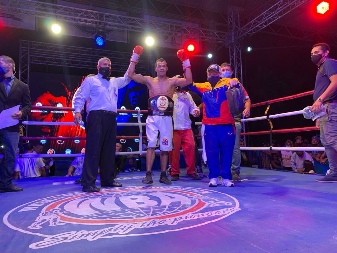 Gilberto Mendoza Festival brought boxing to Venezuela and Gonzalez won WBA-Fedelatin title