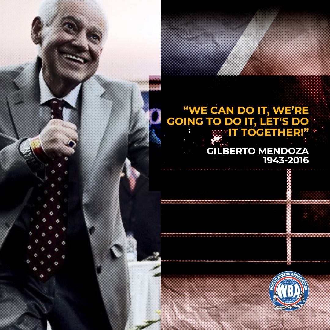 Five years after Gilberto Mendoza's passing