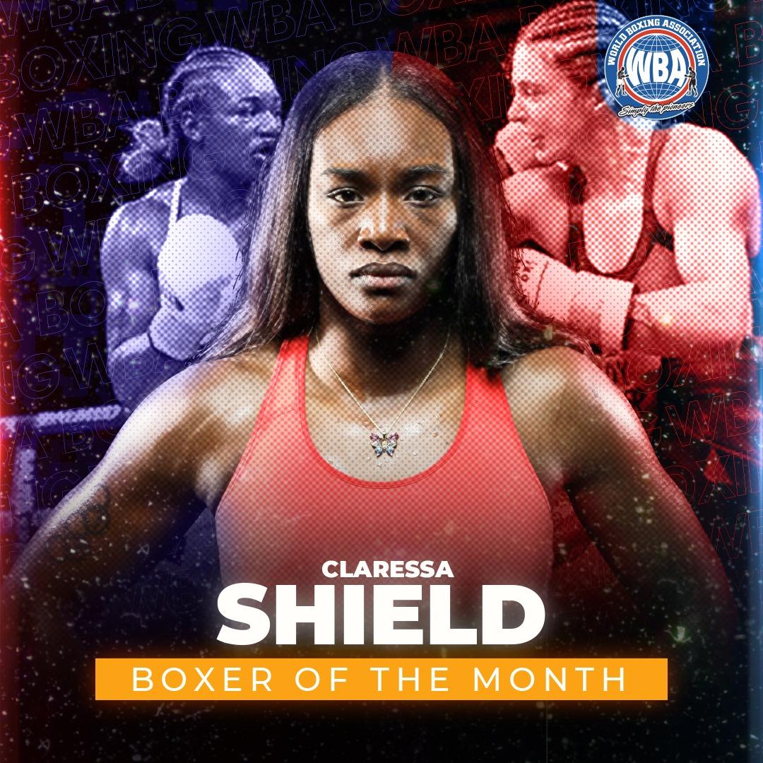 """Shields fue la más destacada de marzo y Seniesa se quedó con la """"Mención Honorífica"""""""