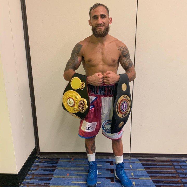 Palmetta will defend his WBA-International belt against Herrera