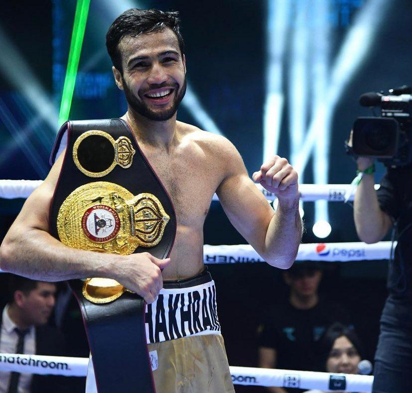 Giyasov retained his WBA-International belt with a knockout to López