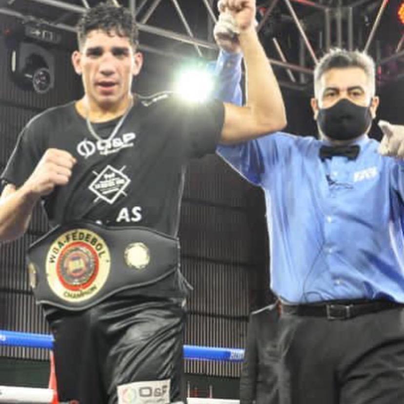 Buonarrigo is the new WBA Fedebol Light Heavyweight champion