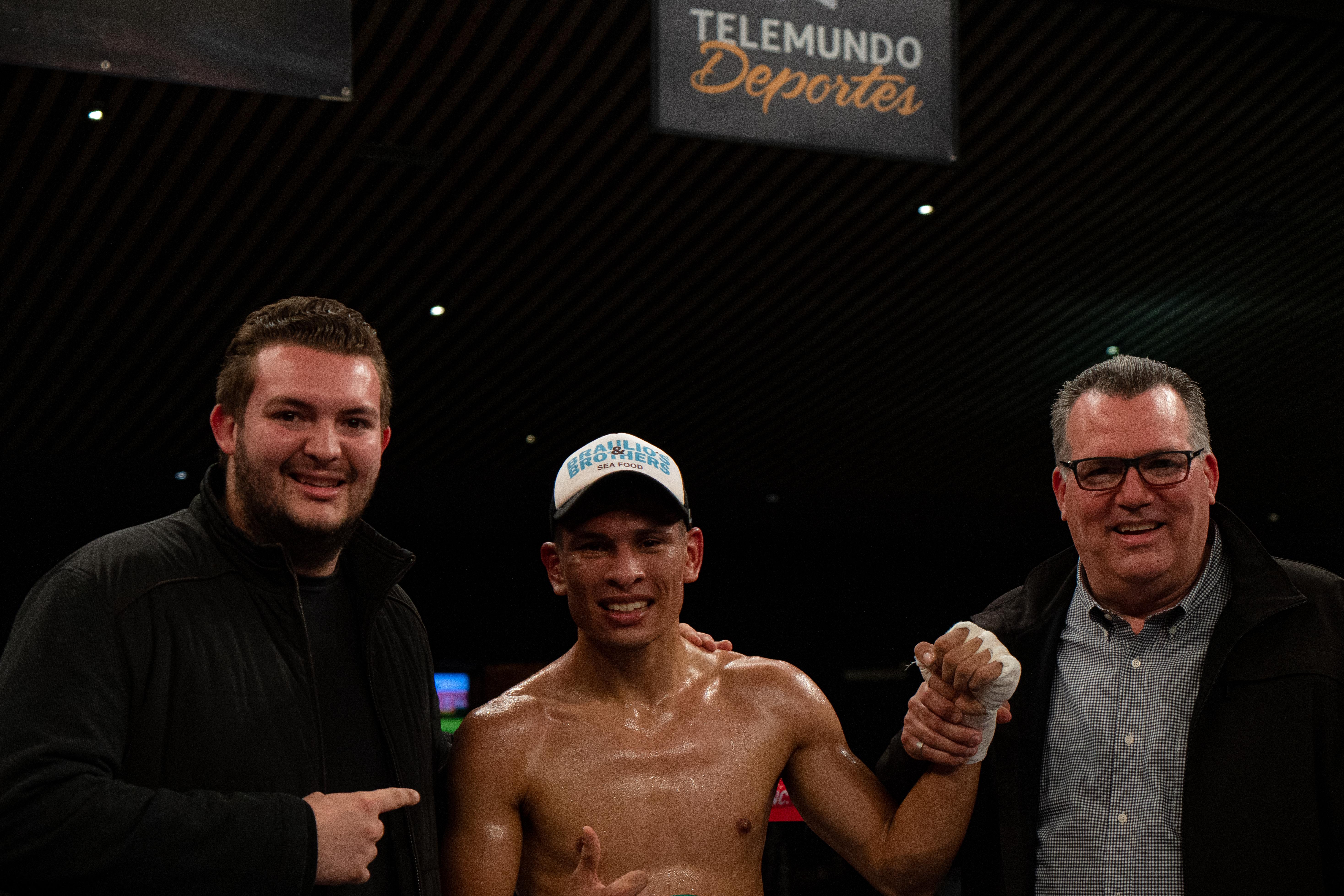 All Star Boxing rindió tributo a Tuto Zabala en Ciudad de México