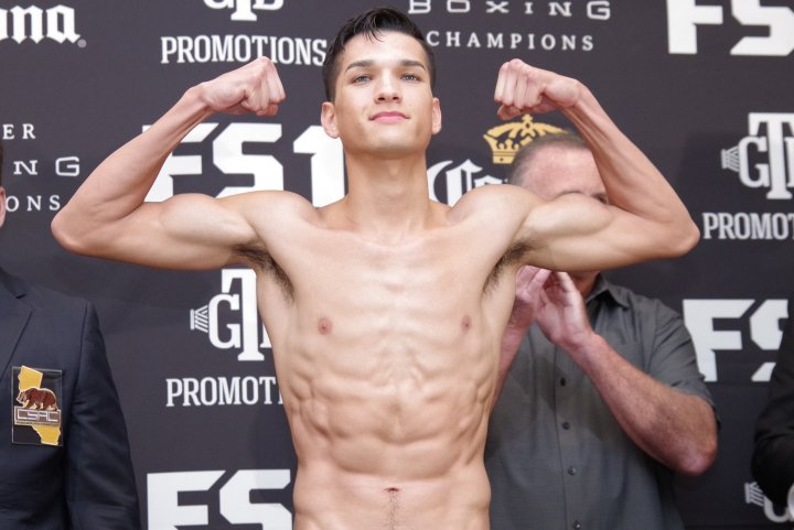 Figueroa-Nery in a great Super Bantamweight unification duel