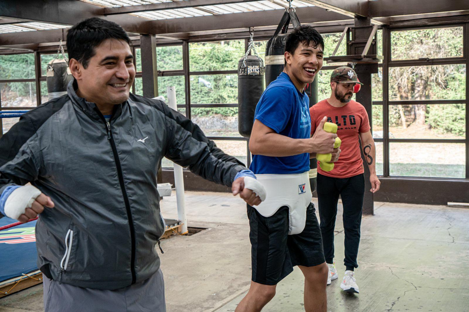 Munguía y Morales un tándem que busca la gloria