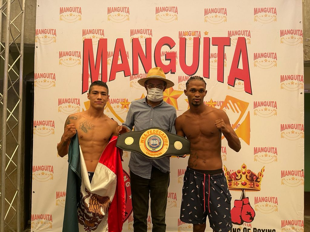Santillan and Valdez will dispute the WBA-Fedecaribe belt in Santo Domingo this Saturday