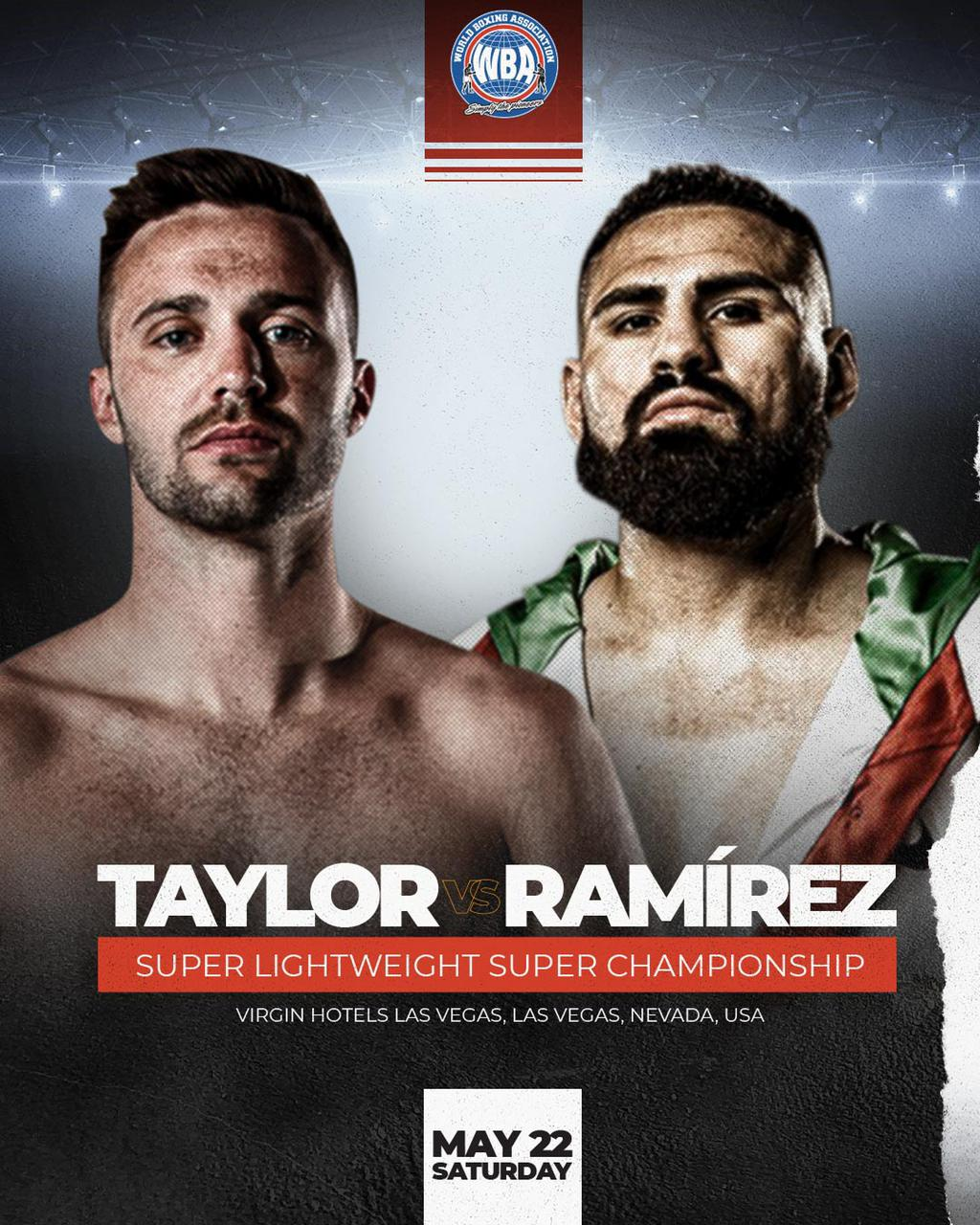 Taylor-Ramírez pelearán por el trono de peso súper ligero