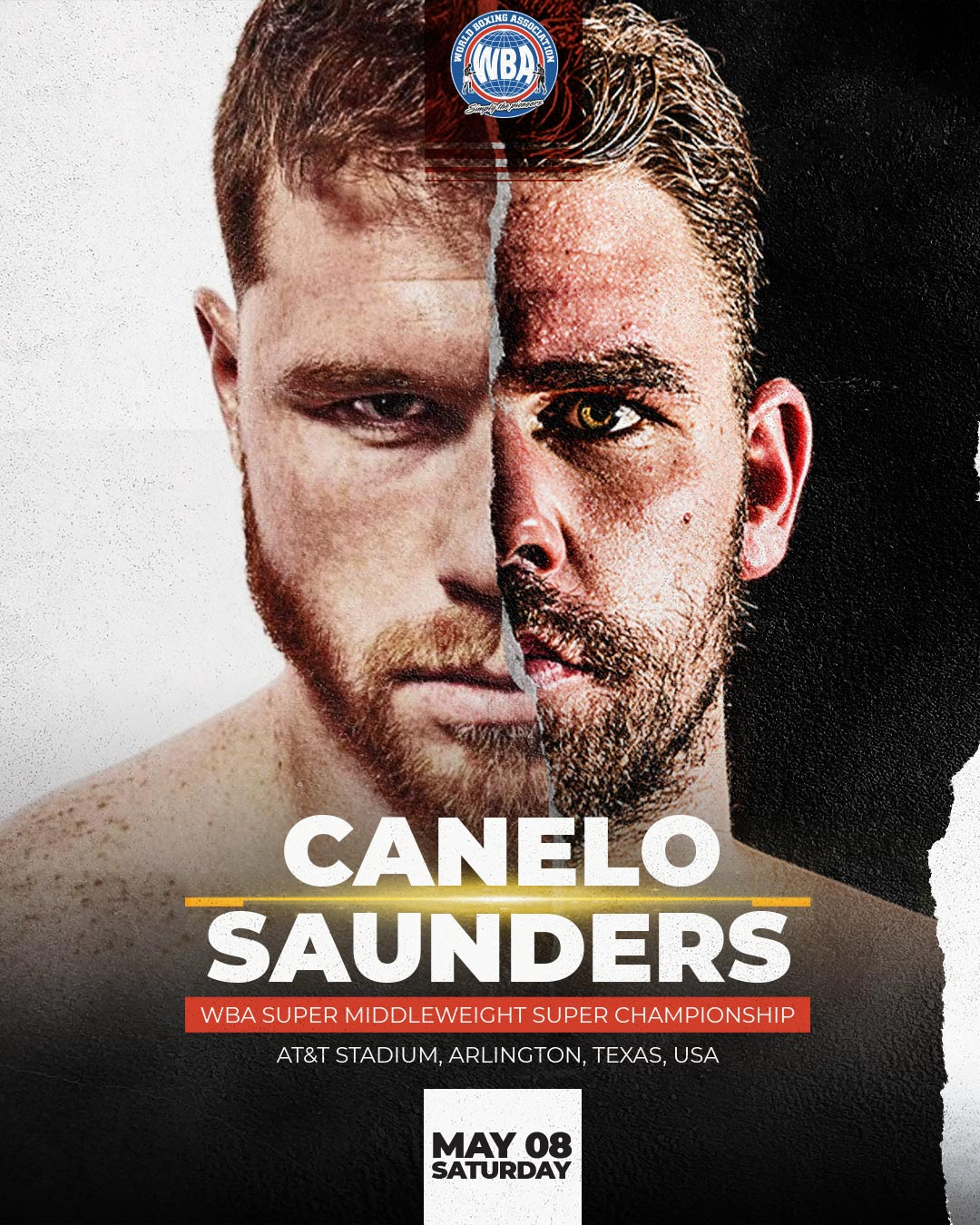 Canelo returns to the ring against Saunders to celebrate Cinco de Mayo