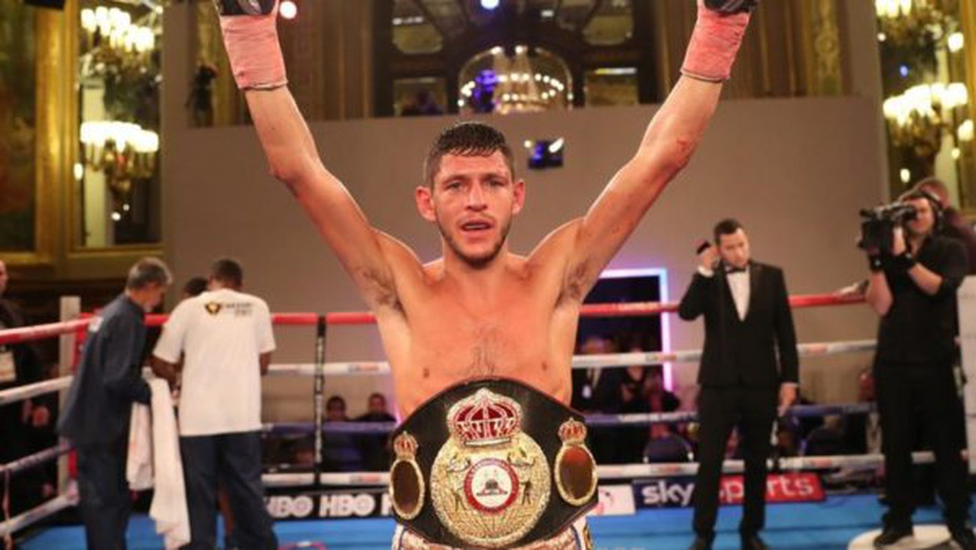 Jaime McDonnell announced his retirement from boxing
