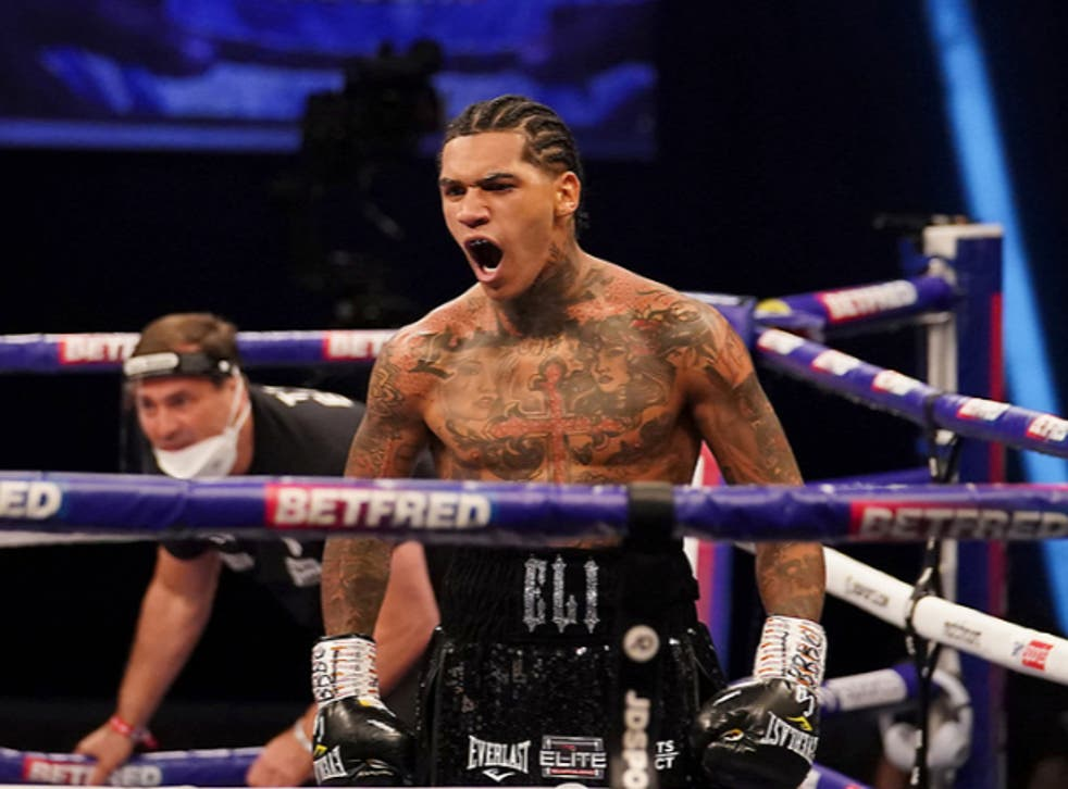 Conor Benn and Courtenay to open Matchroom Fight Camp in defense of their WBA belts