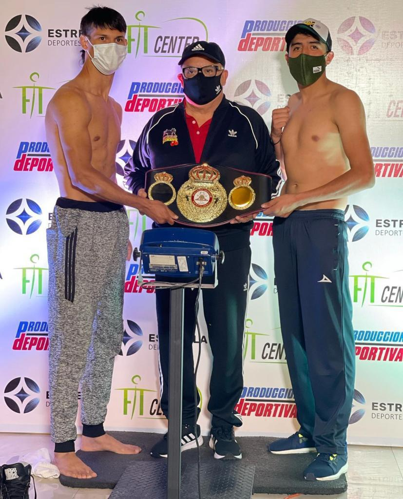 Rodriguez and Leon made weight for WBA-Continental Americas title fight