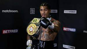 Conor Benn continues growing in his career