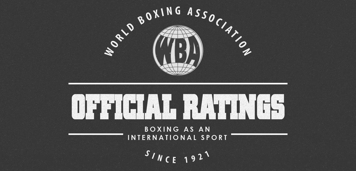 WBA Official Raings
